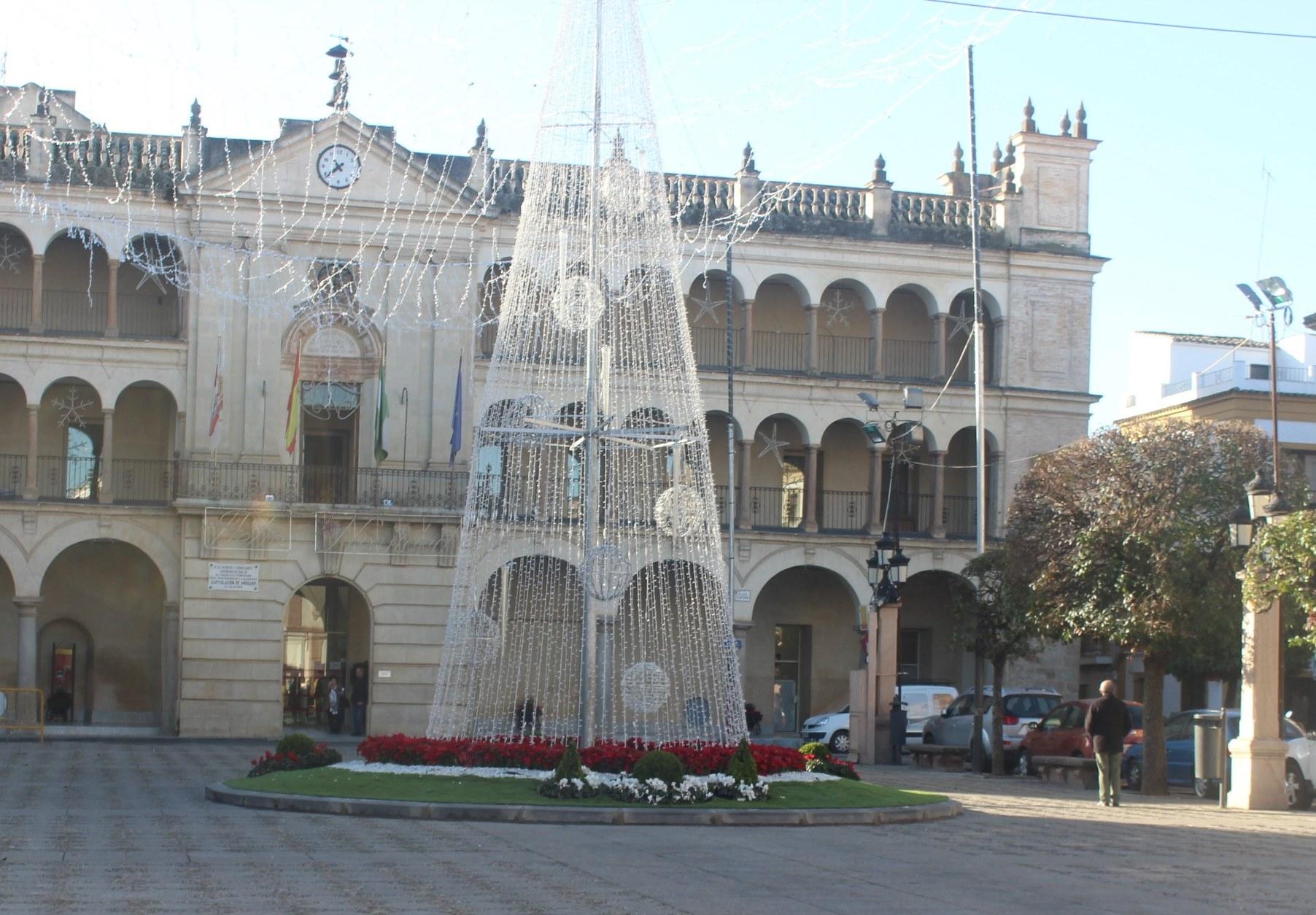 Varias zonas de Andújar contarán con wifi gratis gracias a un programa europeo