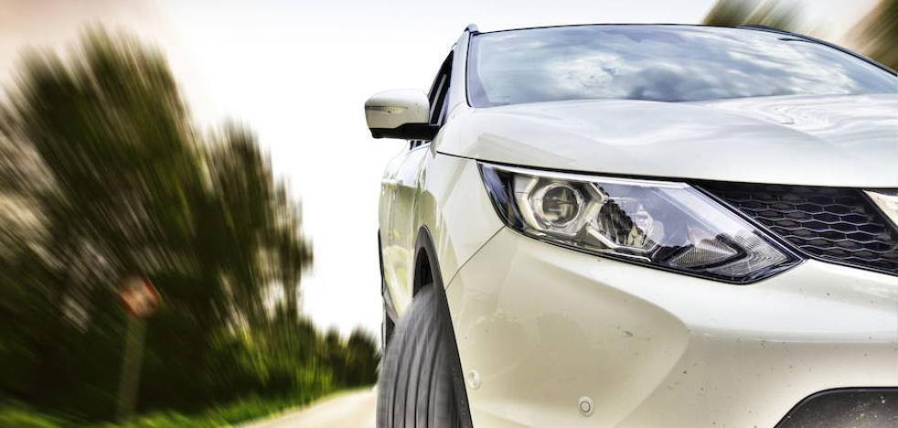 1.900 euros de multas y sin puntos del carné por conducir de forma temeraria bajo efecto de las drogas