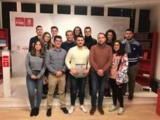 ose Esteban es el nuevo secretario de Juventudes Socialistas de Andújar