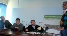 La reforma de la carretera de La Alcaparrosa estará lista en verano