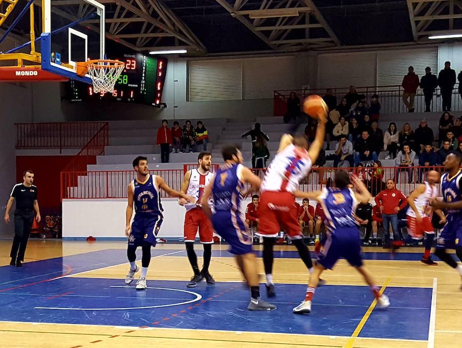 El CB Andújar supera con comodidad al CB Novaschool y se asienta en los puestos de ascenso en EBA