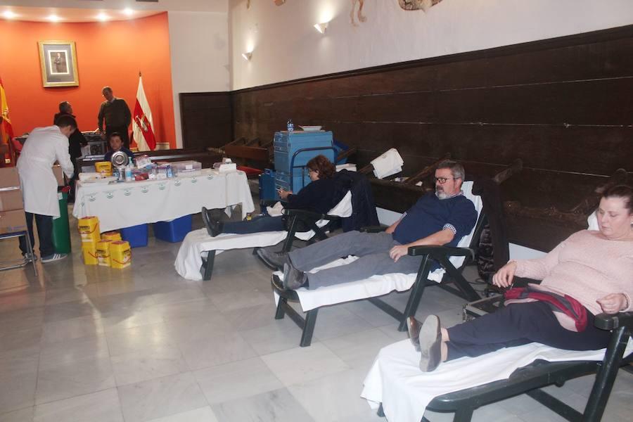 El año pasado se alcanzaron 949 bolsas de sangre en las distintas campañas de donación