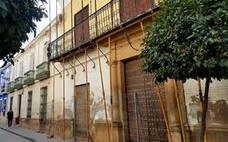 Trámite decisivo para la recuperación del Palacio del Ecijano de Andújar