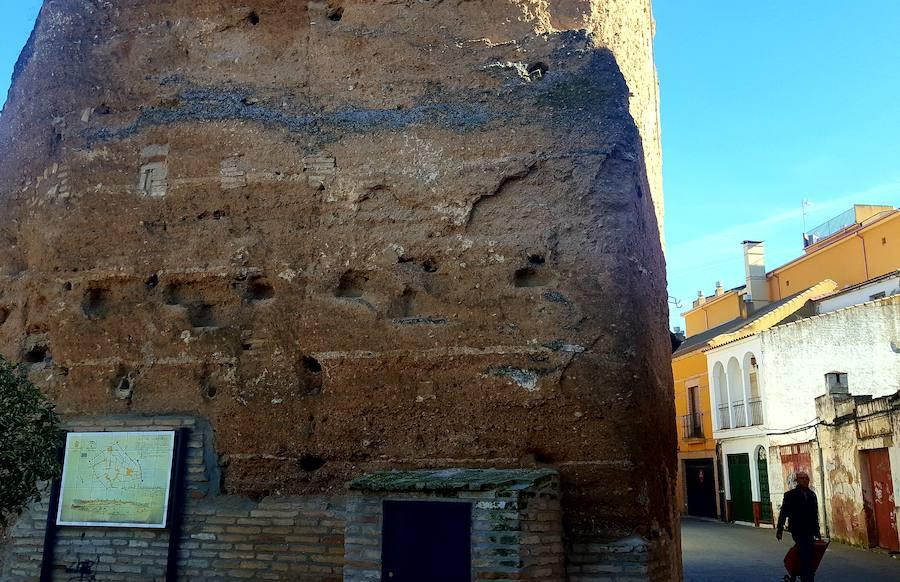Los símbolos del patrimonio se degradan