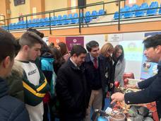 Marmolejo celebra la 3ª edición del Salón Local del Estudiante
