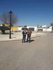 Diputación financia con 61.000 euros la adecuación de distintas calles de Villanueva de la Reina