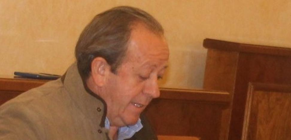 Francisco Carmona es el candidato del PP a la alcaldía de Andújar