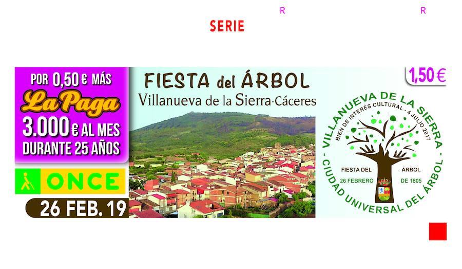 El sorteo de la ONCE del martes deja en la ciudad de Andújar 350.000 euros de premios