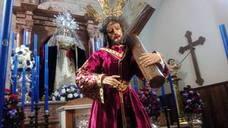 El Cristo de la Salud saldrá en el Vía Crucis que inicia la Cuaresma