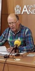 Luis Salas deja de ser concejal del Gobierno socialista de Andújar para pasarse a los no adscritos