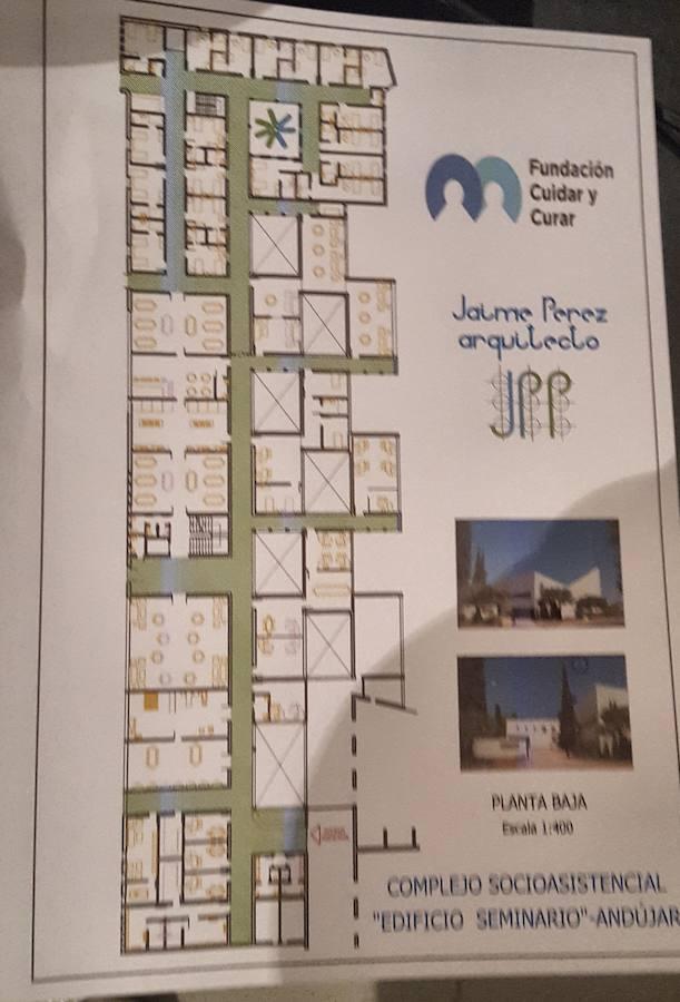 La Fundación Cuidar y Curar quiere terminar la residencia en el verano de 2020