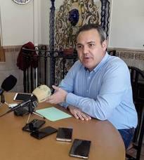 Jesús del Moral renuncia a sus áreas municipales en el Ayuntamiento de Andújar