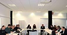 La Delegación del Gobierno la Junta reúne al Comité de Operaciones del Plan del Cerro