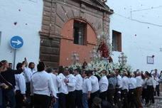 La Cofradía Matriz proyecta la creación de un cuerpo de portadores de la Virgen