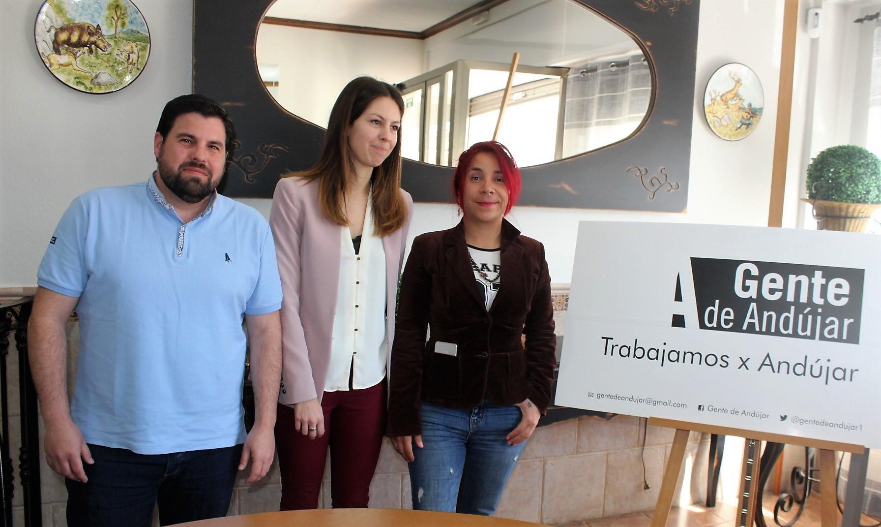 Nace la plataforma ciudadana Gente de Andújar con la idea de poner a la ciudad «en el sitio que se merece»
