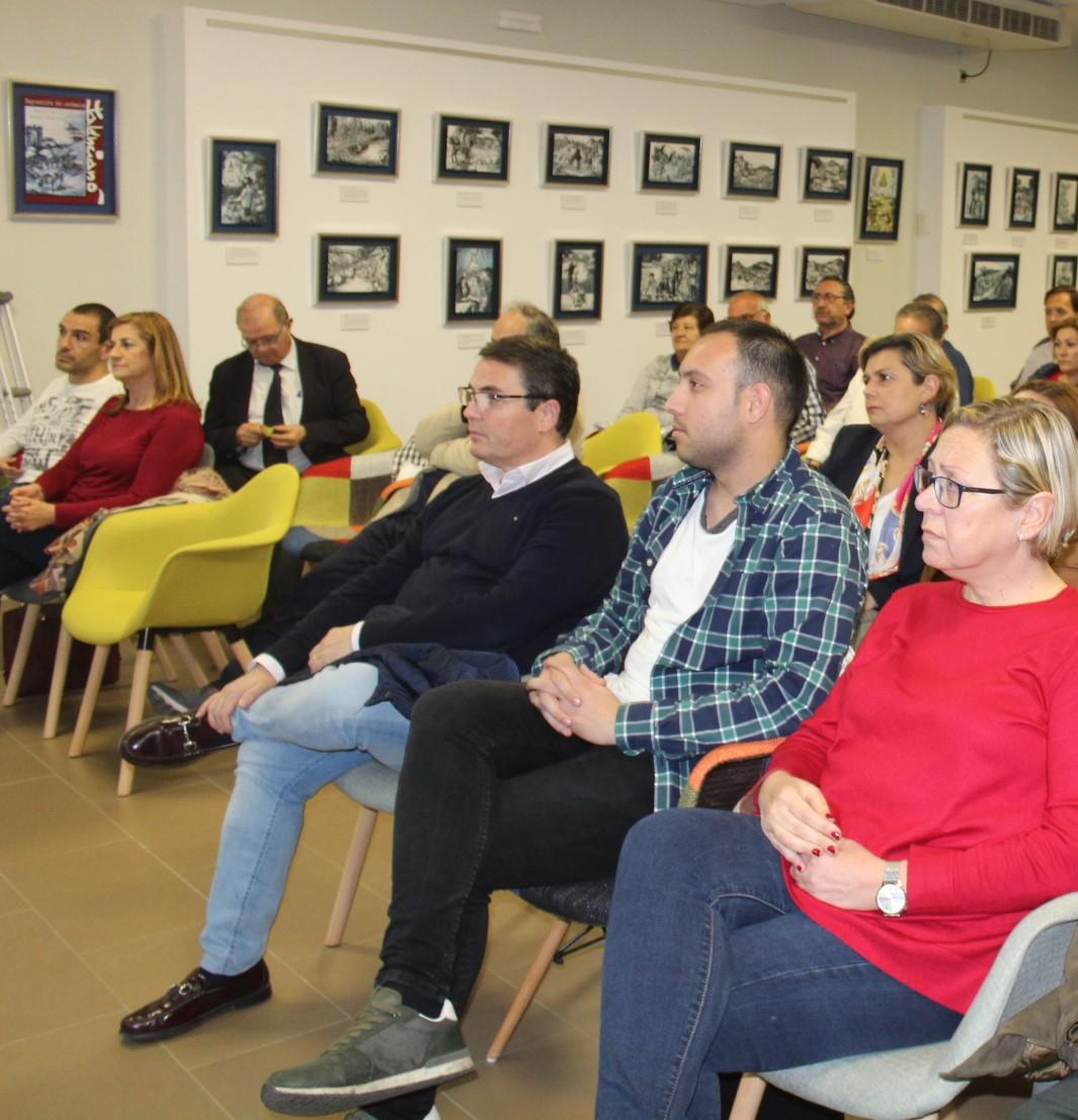 El PSOE confirma el orden numérico de su lista para el 26-M