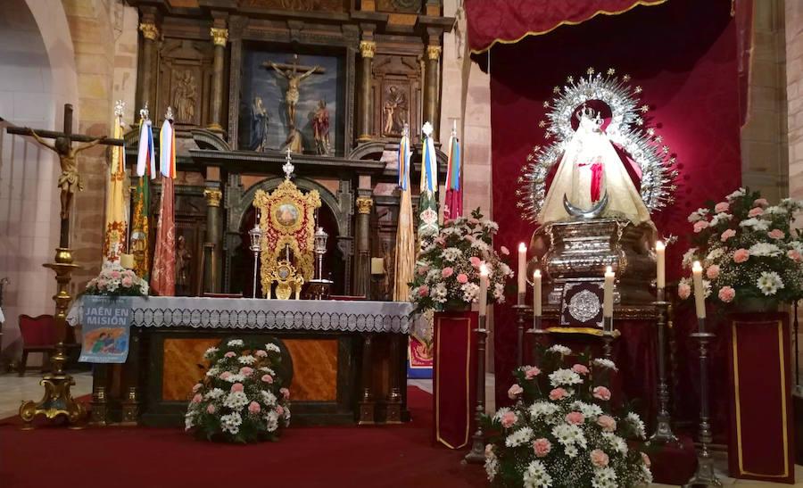 La Cofradía Matriz celebra el 110 Aniversario de la proclamación de la Virgen de la Cabeza como Patrona de Andújar