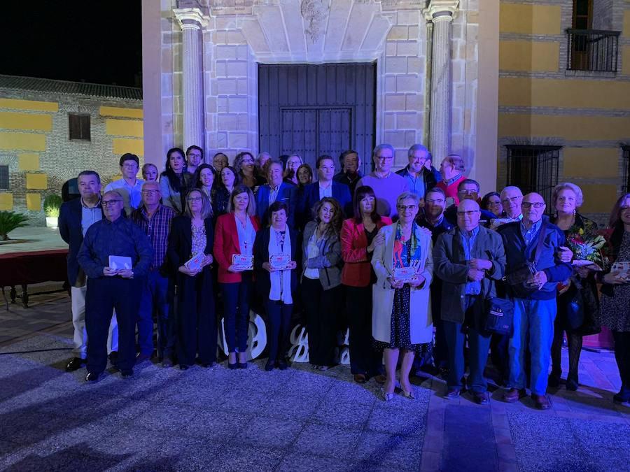 Un total de 60 ediles socialistas reciben un reconocomiento en Andújar
