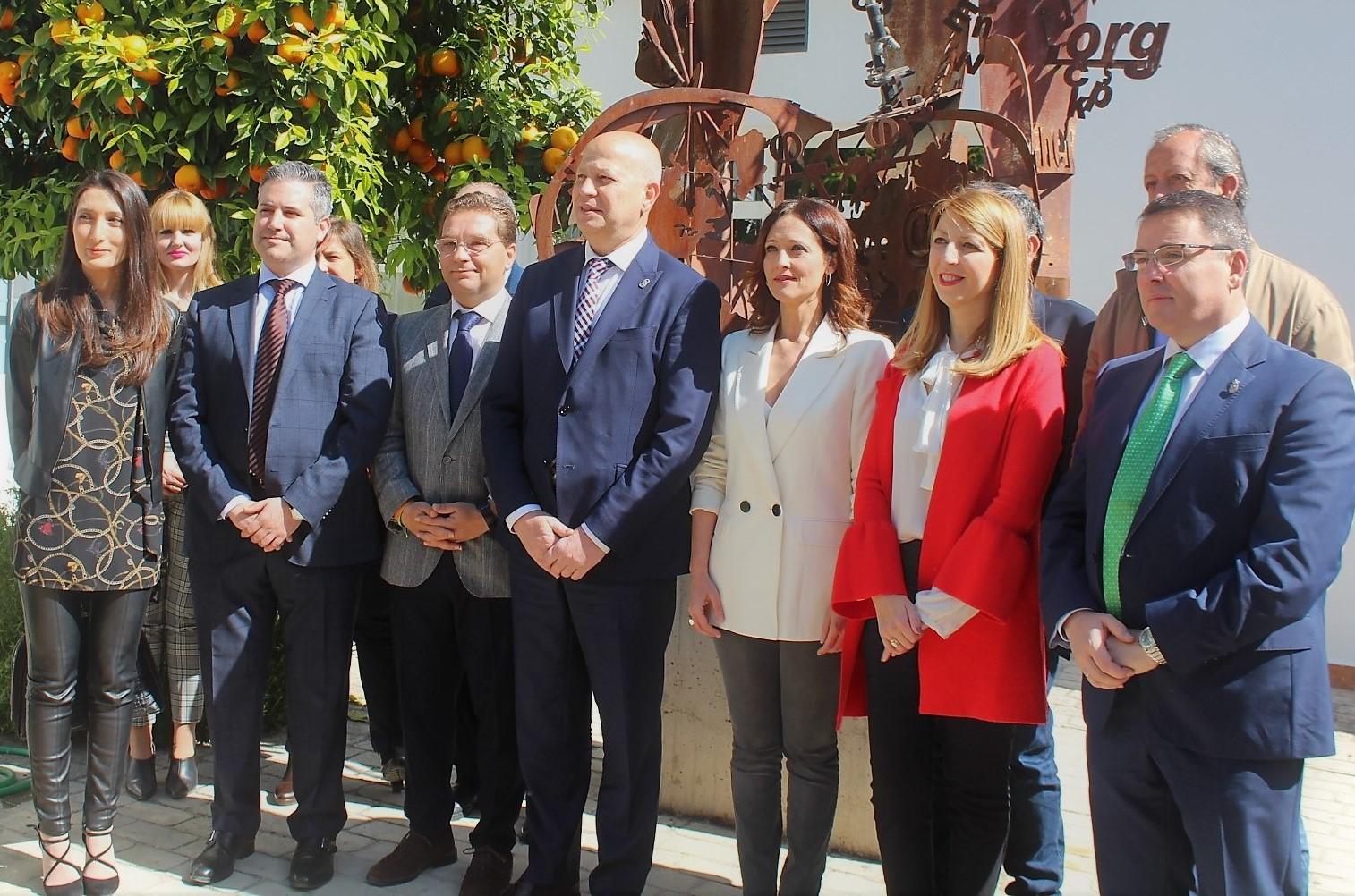 Javier Imbroda ratifica el proyecto de la Escuela Oficial de Idiomas para el curso que viene