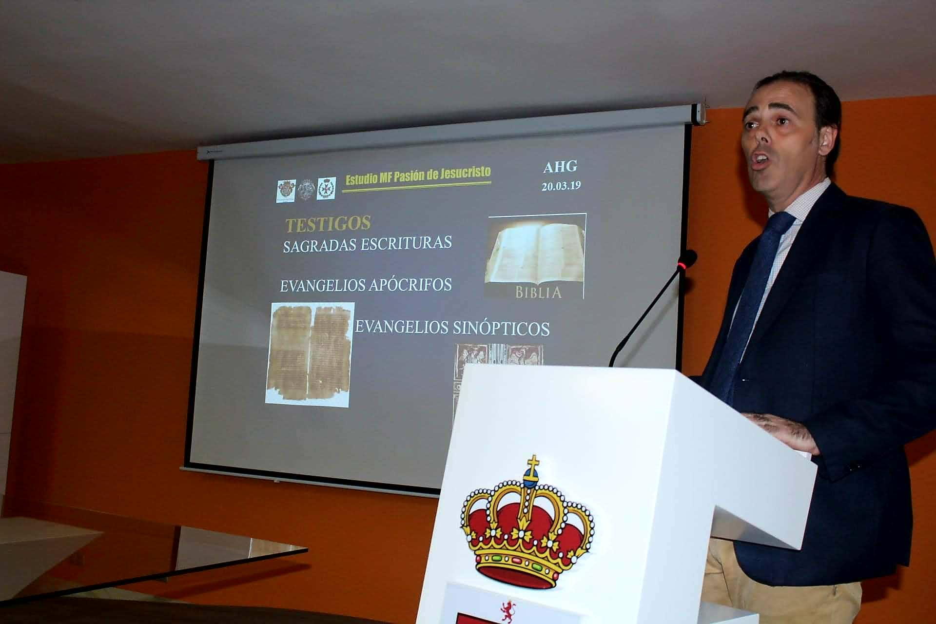 El forense Ángel Hernández dijo que Jesús sufrió «de una forma incalificable»