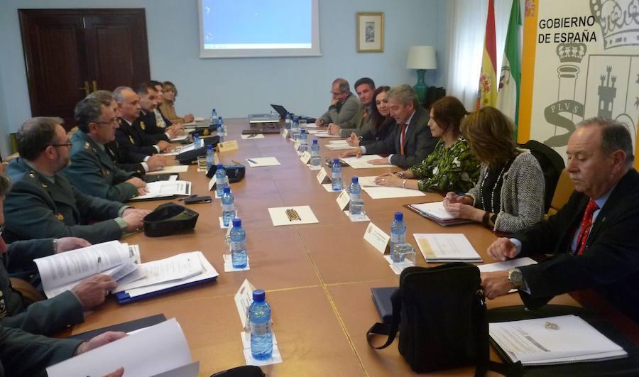Las Fuerzas de Seguridad de Estado reforzarán sus efectivos para la Romería y las Elecciones