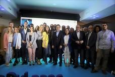 Paco Carmona presenta su candidatura del PP «para cambiar el rumbo sin timón de la ciudad de Andújar»