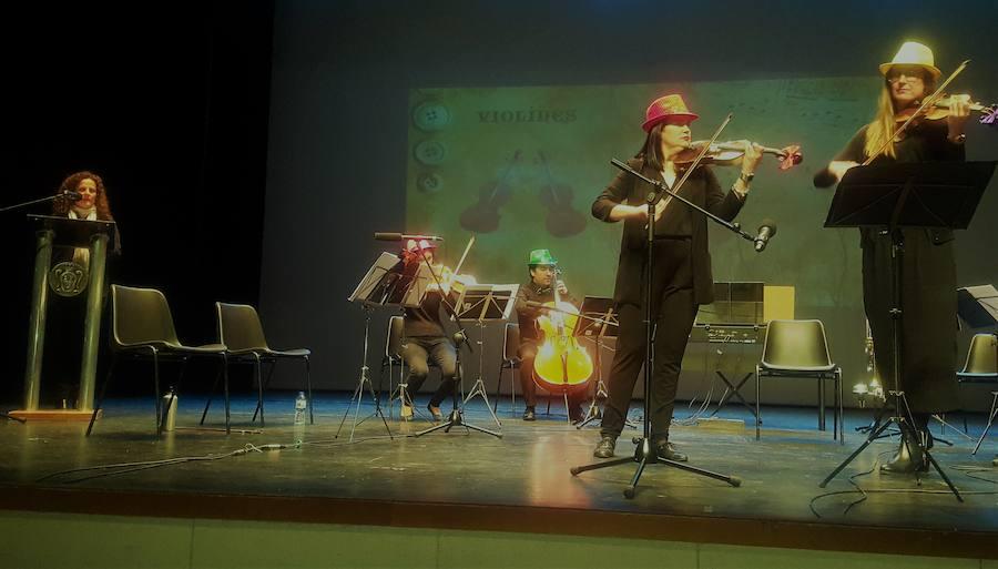 Padres y madres de Andújar y su comarca piden la instauración de la enseñanza profesional de música