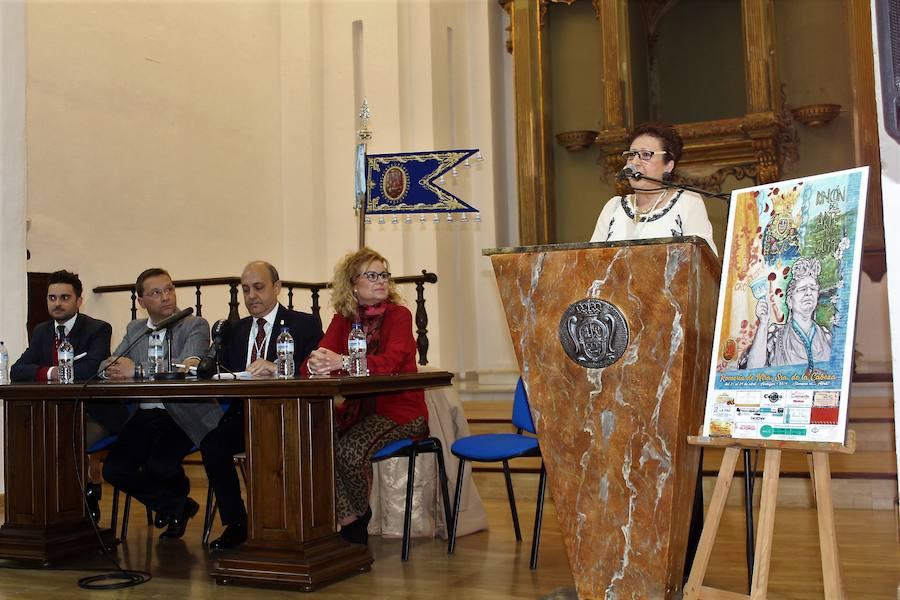 El XXV cartel de la peña Rincón del Arte homenajea y ensalza a la mujer romera