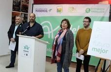 Adelante Andújar presenta su eslagan de campaña que anhela un futuro mejor en la ciudad