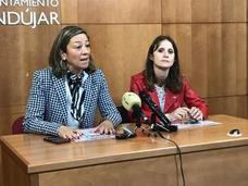 Formación gratuita sobre prefabricados de hormigón para una veintena de personas andujareñas desempleadas