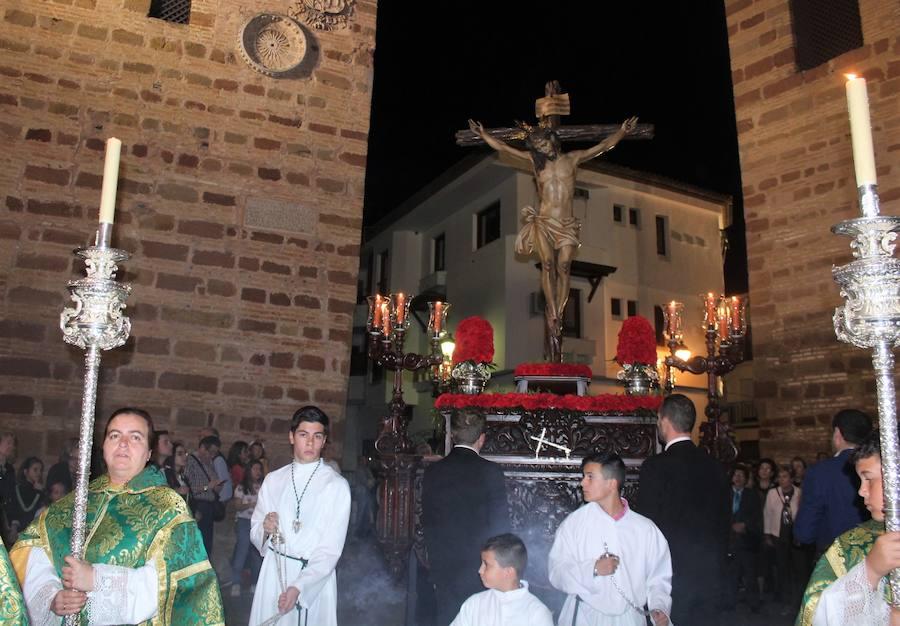 La Pasión en Andújar sube a la sierra y baja al casco histórico en la tarde-noche del Martes Santo