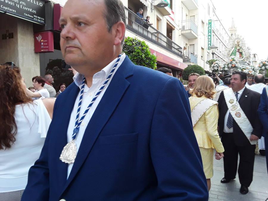 Antonio Barrios es elegido hermano mayor de la Cofradía Matriz de la Virgen de la Cabeza