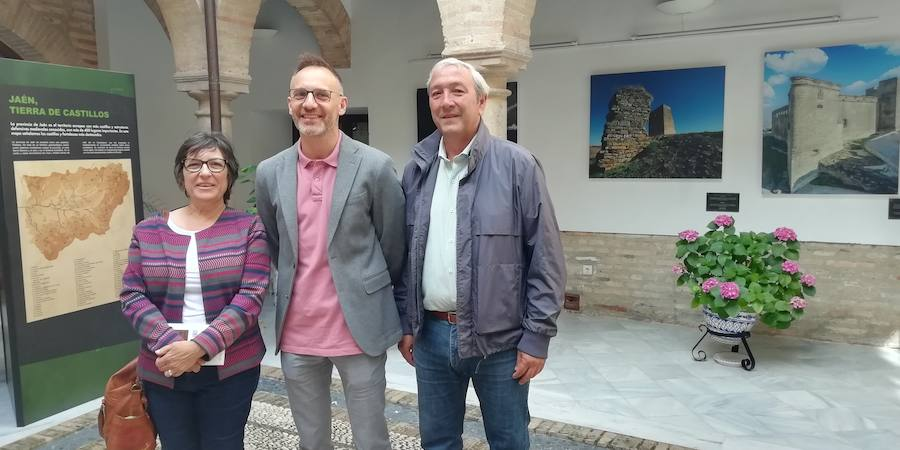 La exposición de los Castillos resalta la labor de los museos en Andújar