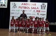 El Andújar Fútbol Sala concluye una temporada donde ha visibilizado el trabajo con la cantera