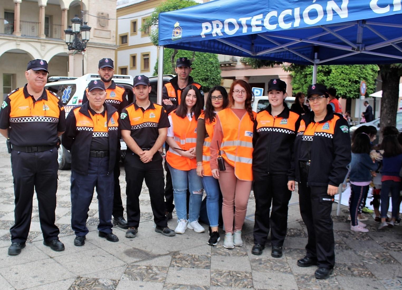 Protección Civil quiere seguir creciendo en el municipio de Andújar