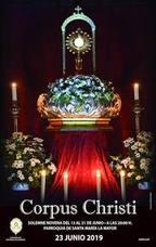 Arrancan los actos previos al Corpus con la solemne novena