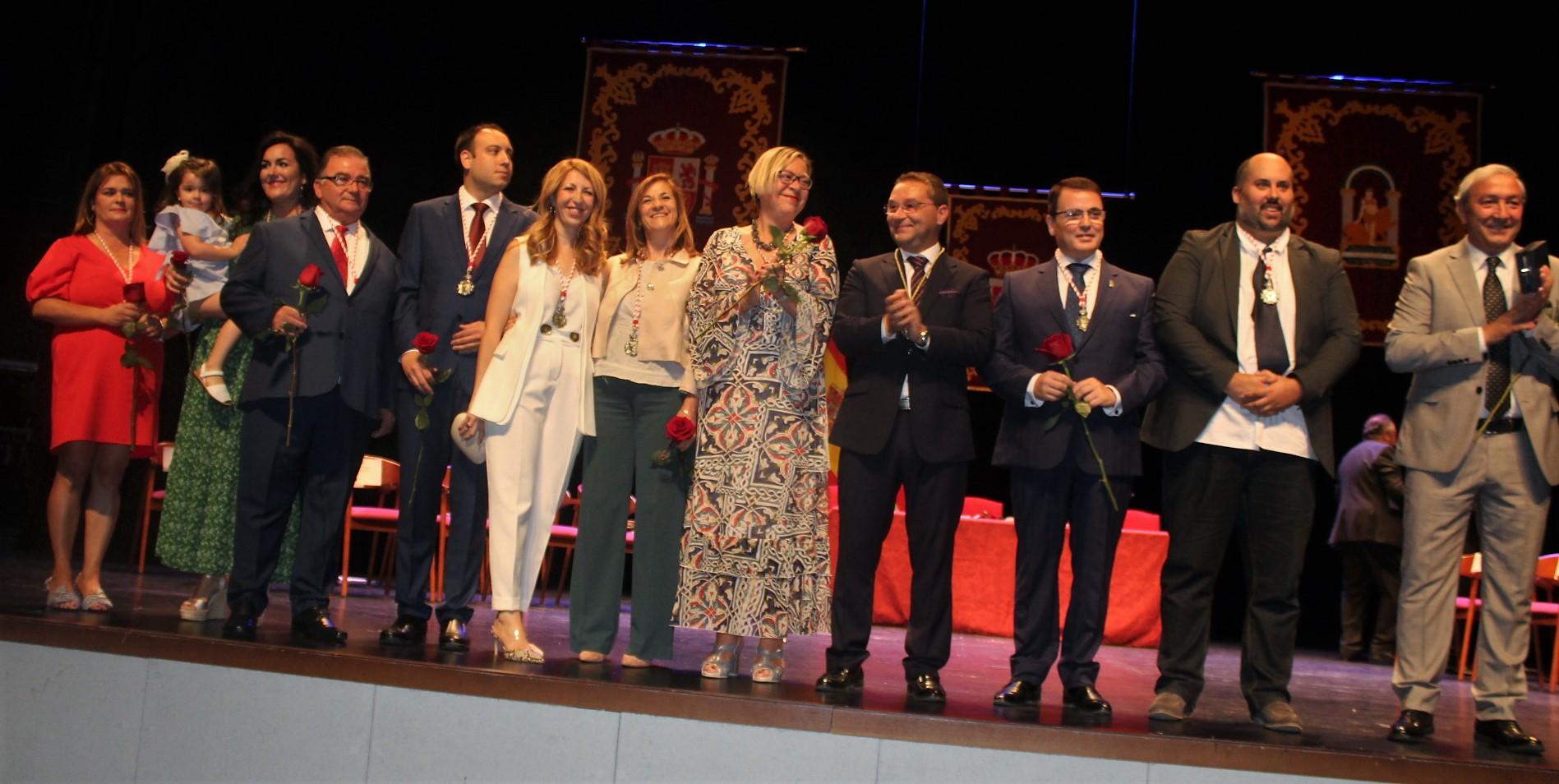 Distribuidas las nuevas concejalías del Gobierno de Andújar que al final se queda en bipartito