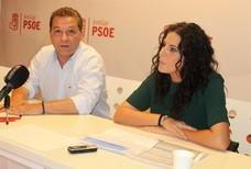Ángeles Férriz exige al gobierno andaluz el arreglo de la carretera de Fuerte del Rey