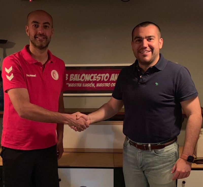 Rafa Ramos será el nuevo entrenador del CB Andújar Jaén Paraíso Interior