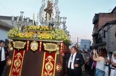 La Virgen del Carmen irradia de fe y amor la zona de la Lagunilla