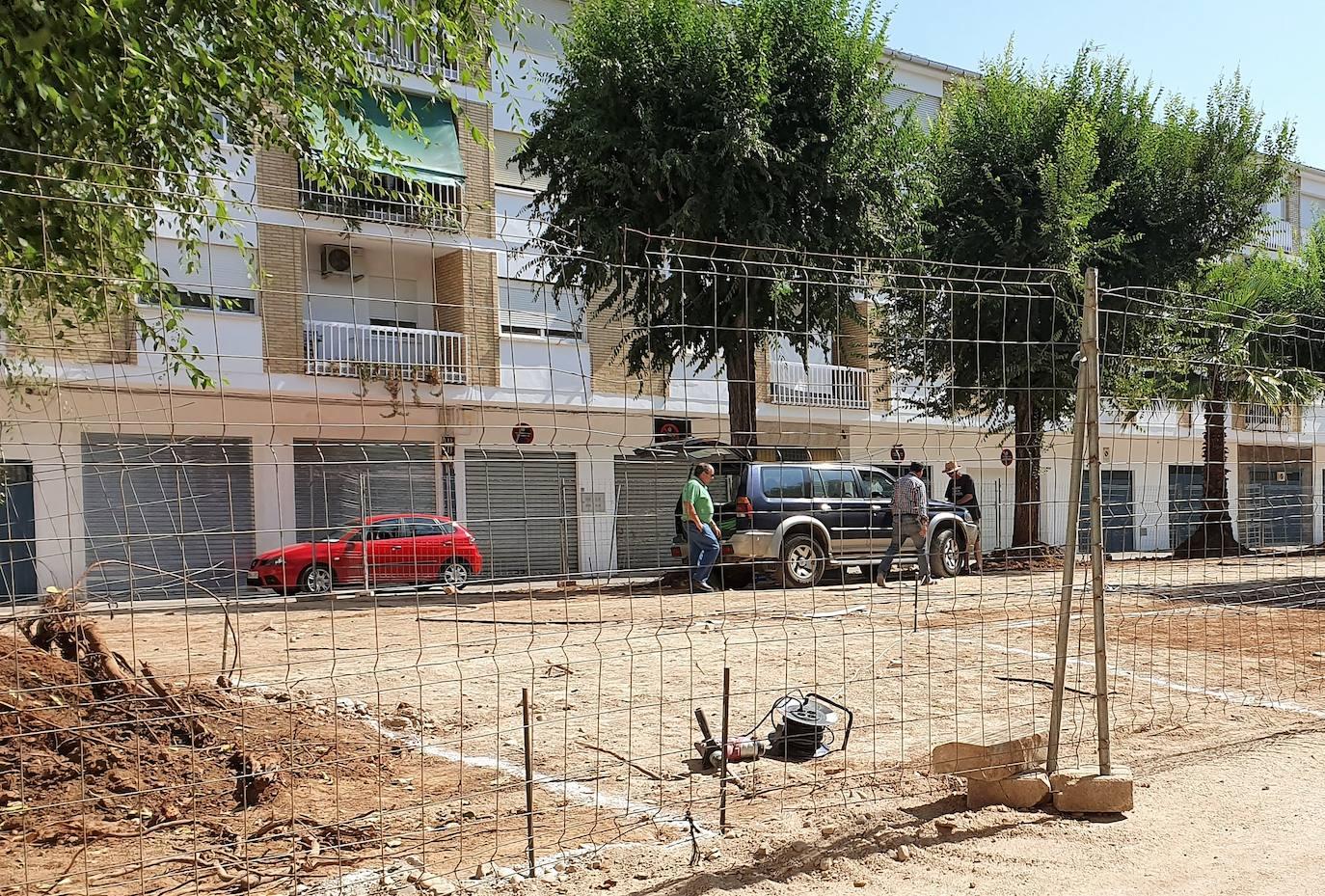 La Concejalía de Medio Ambiente diseña inversiones voluminosas en los jardines «para convertirlos en más vistosos»