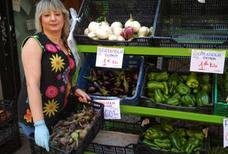 El producto estrella de la zona de Andújar y su comarca, la berenjena, ya está en los mercados