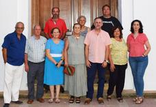 La asociación cultural de Los Villares de Andújar renueva a su directiva