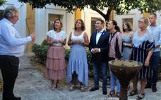 El inicio de las obras de emergencia del Antiguo Hospital de Andújar anticipan su reforma total