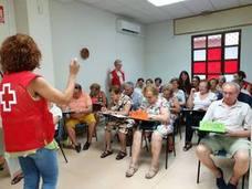 Cruz Roja acrecienta su labor social en verano