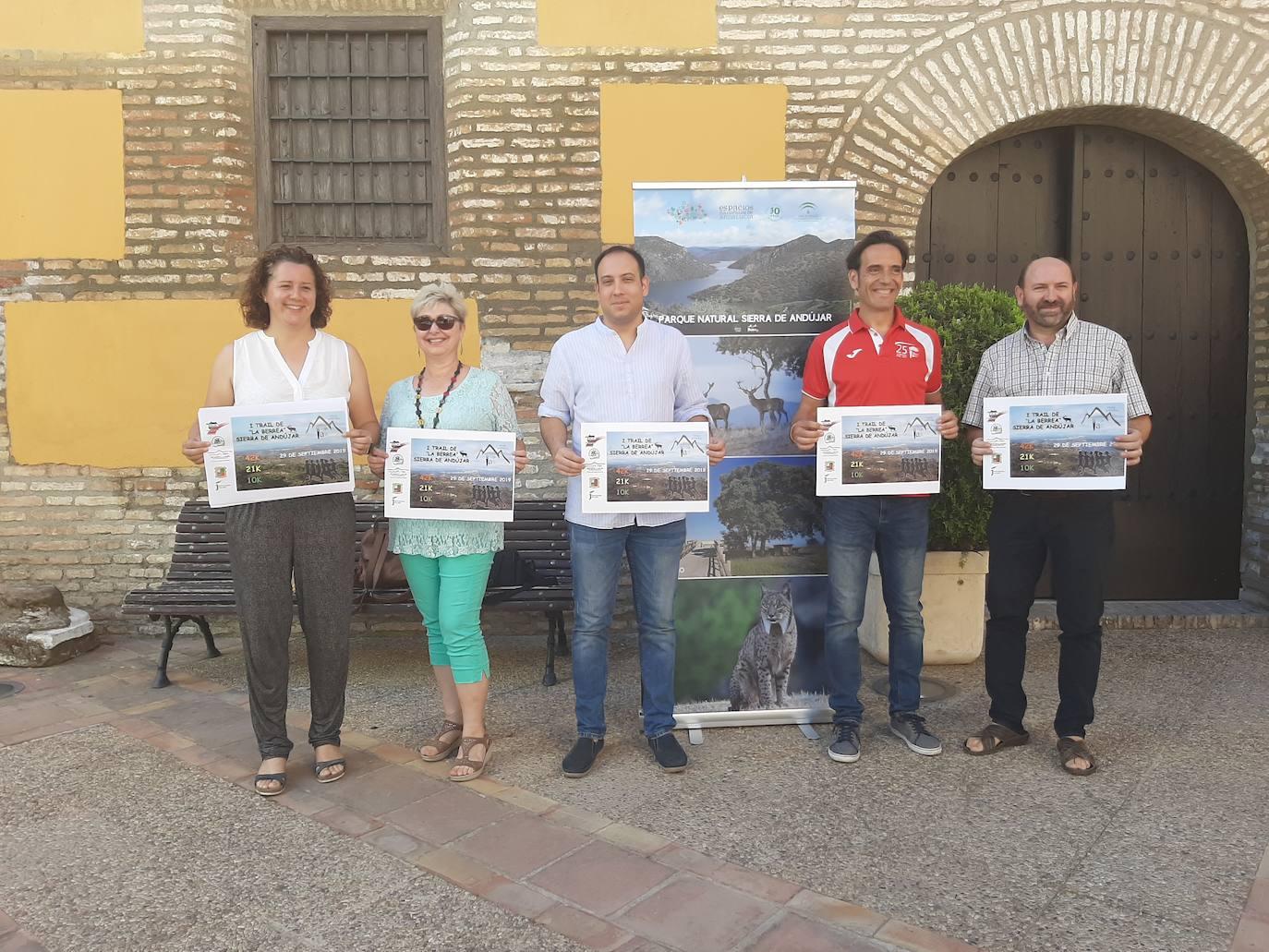 El club Antorcha en colaboración con el Ayuntamiento pone en marcha el primer Trail 'La Berrea'