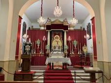 Celebración del V Aniversario de la coronación de la Virgen de Alharilla