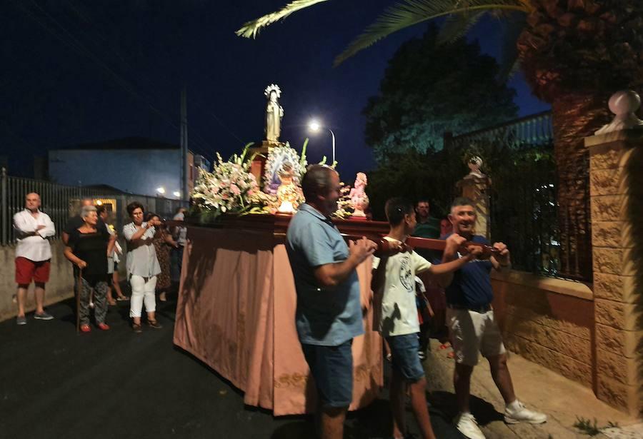 Las fiestas del Barrero llegan este año con el asfaltado de la zona y la inauguración de la sede