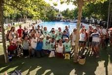 El colectivo medioambiental Ameco organiza un viaje a la célebre piscina de Amurjo