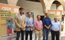 Unos 200 participantes acudirán al Memorial de Atletismo Francisco Ramón Higueras 'Meeting Internacional Jaén Paraíso Interior'